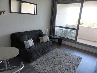 PLAGE DES MINIMES VUE MER - La Rochelle vacation rentals