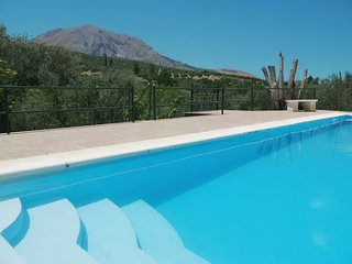 Villa surrounded by nature & mountains views. - Bedmar vacation rentals
