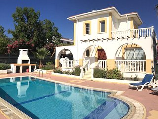 Villa Orange-Private Pool, Near Sandy Beach Restaurants & Shops - Alsancak - Karavas vacation rentals