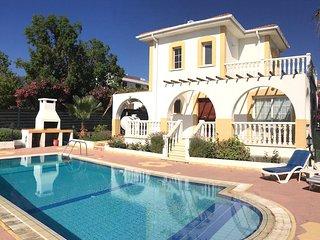 Villa Orange-Private Pool, Near Sandy Beach Restaurants & Shops - Alsancak - Karavas vacation rentals