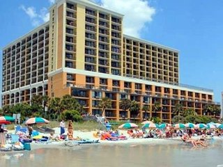AWESOME STUDIO CONDO AT CARAVELLE RESORT! - Myrtle Beach vacation rentals