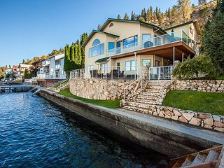 Southshore Private Waterfront with Hot Tub by Sage Vacation Rentals - Chelan vacation rentals