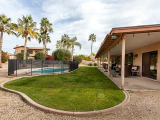 NEW! Serene 4BR Scottsdale House w/ Lush Backyard & Pool! - Scottsdale vacation rentals