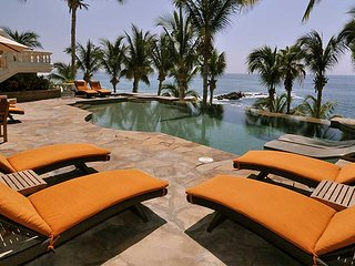 Casa Mariposa is a beachfront paradise! Wake up to spectacular sunrise views - Cabo San Lucas vacation rentals
