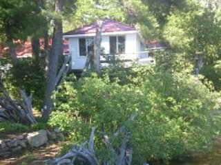 Cottage Rental on Beautiful Six Mile Lake - Big Chute vacation rentals