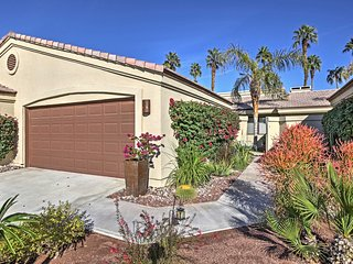 NEW! 2BR + Den Palm Desert Condo On Golf Course! - Palm Desert vacation rentals
