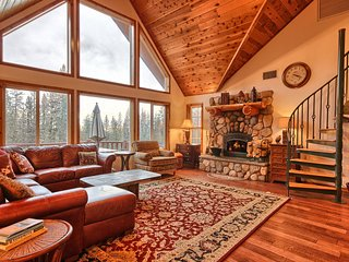 Shanks' Lodge in the Woods - Mariposa vacation rentals