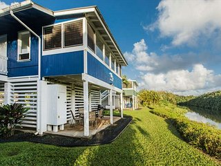 Live Your Hanalei *RiverFront* Vacation Dream!  TVNC#1022 - Hanalei vacation rentals