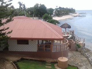 Sunset vista sea front apartment esperanza San Francisco camotes Island cebu - Pacijan Island vacation rentals