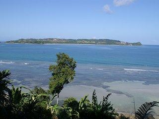 Une des plus belles vues mer de Nosy-Be pour cette villa de 8 personnes - Andilana vacation rentals