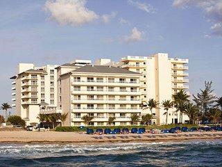 Wyndham Royal Vista 1 Bedroom Pompano Beach Rentals-Beachfront Resort - Pompano Beach vacation rentals