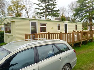 Three bedroom mobile home on a glorious well kept camp site in Southern Brittany - Le Pouldu vacation rentals