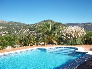 Cortijo Close To Spanish Village, Private Pool With Fabulous Views - Huetor Tajar vacation rentals