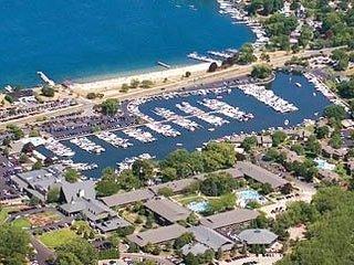 Best Location! Fontana on Lake Geneva  Lake Access walk everywhere! - Fontana vacation rentals