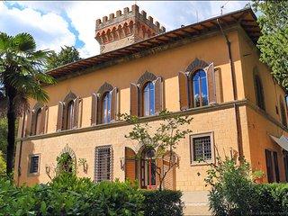 Romantic villa in the Chianti area, near Florence - Strada in Chianti vacation rentals
