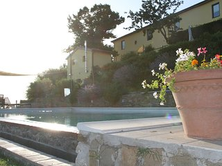 Panoramic Apartments in anciant rural villa, total relax and pool - Vinci vacation rentals