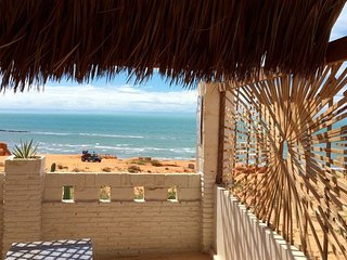 Casa Atlantic Beach com vista espetacular para o mar - Canoa Quebrada vacation rentals