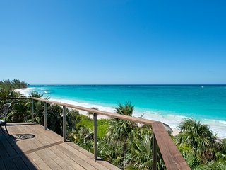 New and Luxurious Beachfront House With Private Pool On Prestigious Banks Road - North Palmetto Point vacation rentals