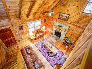 "Welcome to ""A Dream Come True"" cabin in Gatlinburg - Gatlinburg vacation rentals"