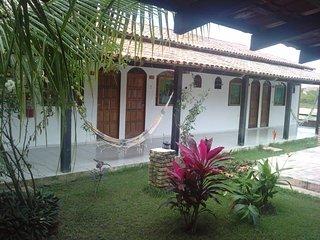 Pousada dos Anões você poderá hospedar-se em 12 Quartos Suíte, com Cama - Prado vacation rentals