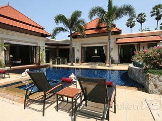 Spacious 4-Bed Family Pool Villa in Bangtao - Chalong Bay vacation rentals