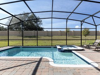 Luxury 8 Bed Villa Champions Gate 15min to  Disney - No rear neighbours - Davenport vacation rentals