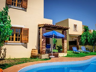 Villa Nymfe - Nine Muses 2 bedroom villa - Koutouloufari vacation rentals