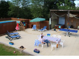 Private, secluded & peaceful retreat with lake - Rochechouart vacation rentals