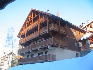 Bright 2 bedroom Oz en Oisans Apartment with Television - Oz en Oisans vacation rentals