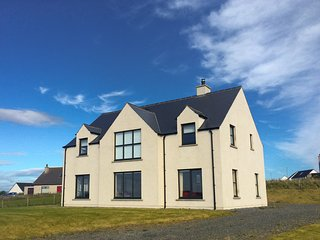 Navnløs Hus luxury self catering accommodation on the Orkney Islands - Holm vacation rentals