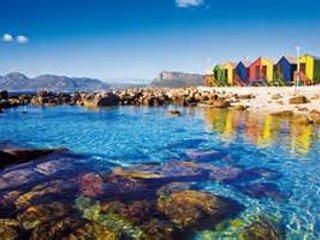 Panoramic Ocean Views / False Bay / Entire Beach Apartment - St. James vacation rentals