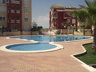 PM11 2 bedroom 1st floor apartment for Holidays - Los Alcazares vacation rentals