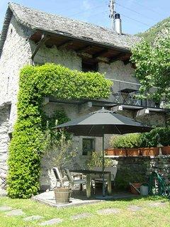 Exklusives Rustico für Geniesser - Avegno Gordevio vacation rentals