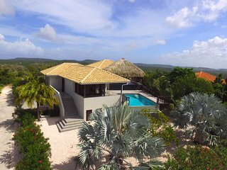 Beautiful modern villa with Seaview at resort Cas Abao (Villa Warawara) - Soto vacation rentals