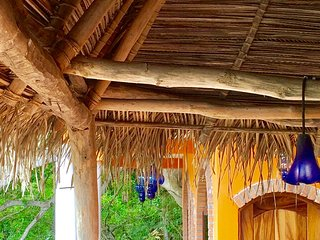 Casa Flourish - New, Beautiful 4 Bdr Casa - Accommodates 10 Comfortably - Yelapa vacation rentals