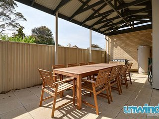 Unwind @ 'The Block' Townhouse no 7- Outdoor Living - Victor Harbor - Victor Harbor vacation rentals