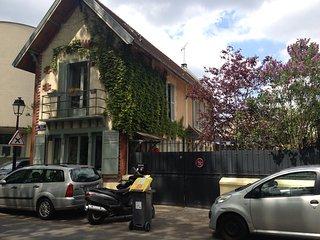 Paris bord de Marne entre Paris et eurodisney grande maison lumineuse - Le Perreux-sur-Marne vacation rentals