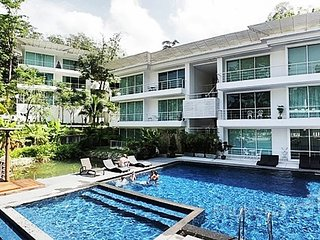 Serene 2-Bed Apartment on Kamala Hillside - Kamala vacation rentals