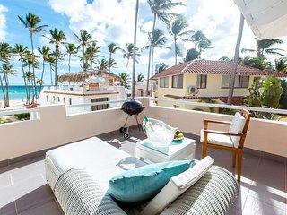 Ocean View Villa Noemy WiFi 5guests - Bavaro vacation rentals