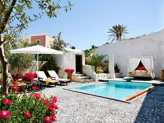 Blue Villas | Mansion Sophia |Traditional villa - Megalochori vacation rentals