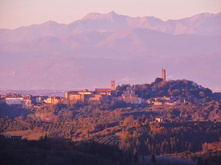 Castello di Gello - Historical Castle Farmhouse Rooms & Apartments - San Miniato vacation rentals