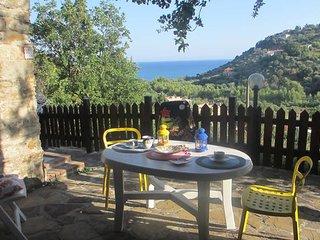 Casa Cristina: Deliziosa casa vacanze con suggestiva vista sul mare del Cilento - Pollica vacation rentals