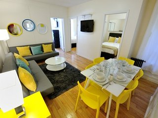 Colorful 3 Bed 1 Bath for 8 people in Little Italy by SoHo + Chinatown, New York - New York City vacation rentals