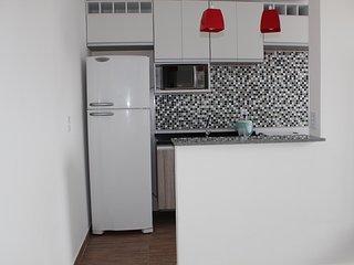 Apartamento novo completo e aconchegante! Estruturado e confortável, lindo - Sao Bernardo Do Campo vacation rentals