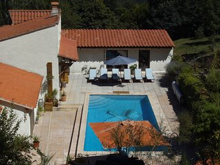 Arc-en-Ciel: een vakantiehuis midden in de natuur voor 8 personen - Serralongue vacation rentals