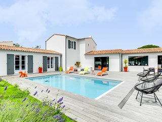 Spacious new house with a pool - Les Portes-en-Re vacation rentals