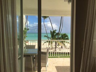 Three Bedroom Ocean Front Apartments - Bavaro vacation rentals