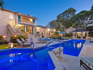 BANK HOLIDAY Weekend 15% Off+Car! 5 BR Villa Sandy Lane + chef + beach cabana - Holetown vacation rentals