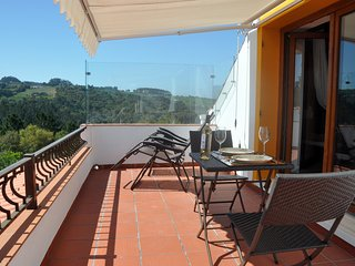 Adriatic at Quinta do Bom Vento, Queen loft studio - Obidos vacation rentals