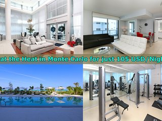 MIAMI - MonteCarlo: 1BR Suite on the Beach W/Five Star Amenities - Miami Beach vacation rentals